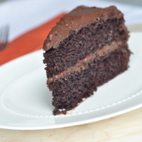 Hershey's chocolate cake