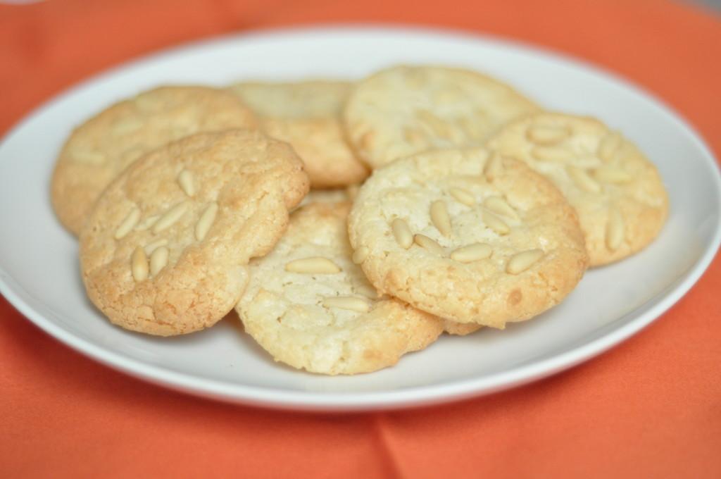 Pignolis plated