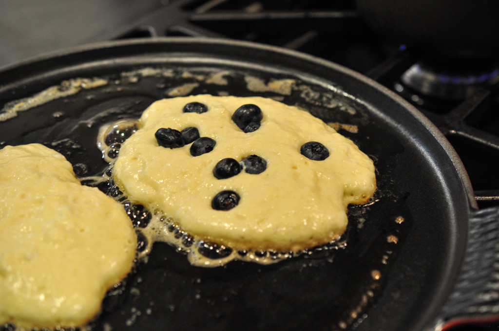 Sunday cooking pancakes (1 of 1)