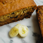 Banana bread feature photo